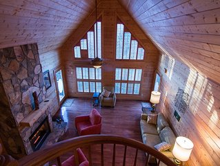 Princess Cabin In Dahlonega, Georgia