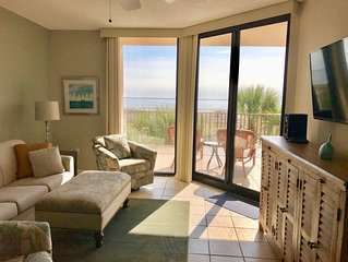 Phoenix VIII Renovated Oceanfront Condo X-Large Balcony