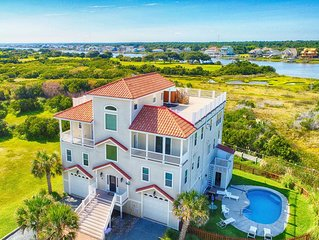 Book 2020 with 2019 PRICES!! Your Own Private Mini-Resort in North Topsail Beach