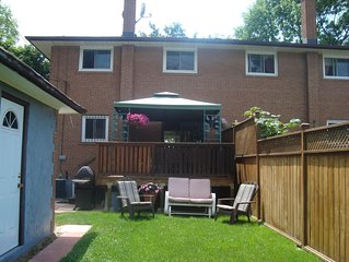 SW Toronto area 15Min to downtown-walk to transit/lake-CORPORATE/VACATION RENTAL