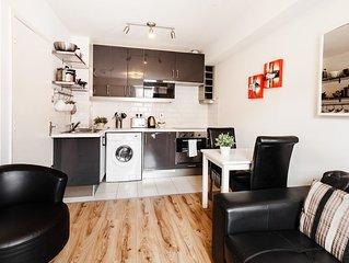 City Centre Spacious 1 Bedroom Apartment in the Heart of Dublin - sleeps 4