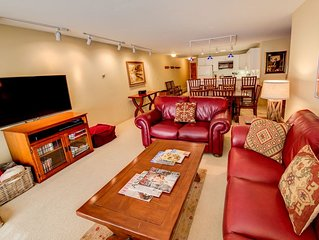 Spacious Condo with Excellent Location at the Base of Aspen Mountain