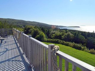 PRIVATE OCEANFRONT RETREAT - near Cabot Cliffs, Cabot Links & Cabot Trail.