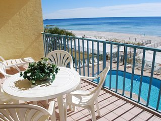 Fall on Sale! Book Now! Amazing views, large balcony, heated pools!