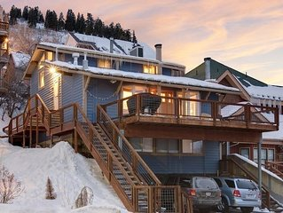 Park City-Old Town, 2 Blocks from Main St! Pet Friendly, with Mountain Views