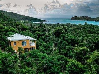 Turtles Nest · New Fish Bay Cottage - Stunning Ocean Views - 24/7 Concierge!