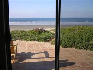 Family Beach House w Guest House (sleeps 3 couples and 4 small children)