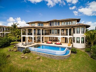 Villa Esperanza  - Luxury Beachfront Villa In Tropical Paradise
