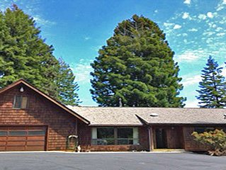 Pudding Creek Woods - 3 nights for the price of 2 for October and November