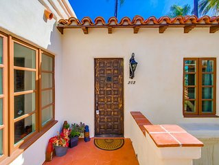 Historic Coronado  3BR/2BA Condo, Perfectly Located With New, Designer Finishes