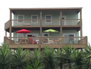 Ocean View Beach House, 2 Story, Spacious , Easy Walk, Close to Beach, Wi