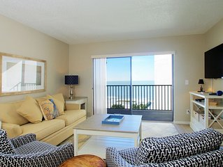 Gulf Front Condo - Completely Renovated  *Discounted for September/October!