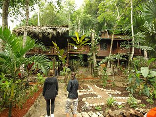 $ 49 - $ 85. a bedroom or rent the entire Eco-Lodge privately