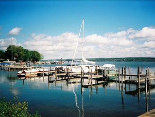Launch and dock your boat for no additional charge!