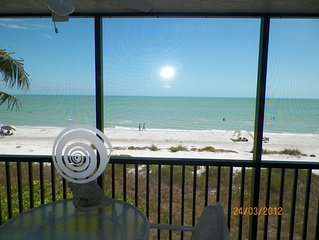 Gulf Front Beauty!  22 feet to the sand. 180 degrees unobstructed beach view.