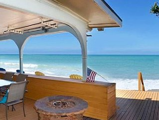Little Blue Beach House Avail. 9/20 $4200 month Sept/Oct ONLY