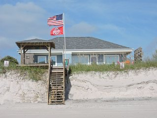 M&M Beach Oasis - Oceanfront! High-end Ranch  -2nd home #4993888
