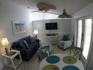 Tranquil Anna Maria Island Resort, Unit 3... Only 4 units, all amenities