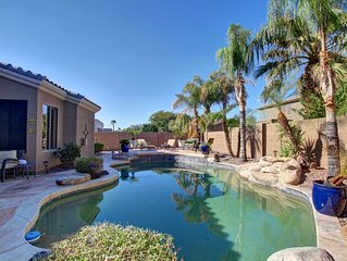 You won't ever want to leave!  Relax, gather and entertain in Beautiful Mesa!