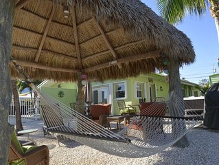 DUCK KEY, 2 Bedroom /2 Bath  w/40' Dock, NO DOCKAGE FEES, Trailer Storage Incl.