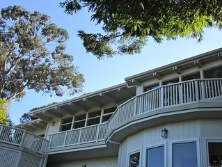 Stunning Sausalito Home with Great Views and Amenities.
