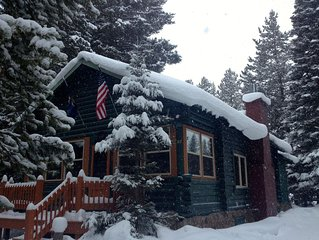 Moose Haven Vacation Log Home SPECIAL RATE $199