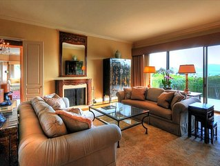 Private Full Ocean View Home Next Door to Pebble Beach Lodge!