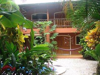 Beautiful Casa Bambula, a jungle oasis in the heart of Samara.
