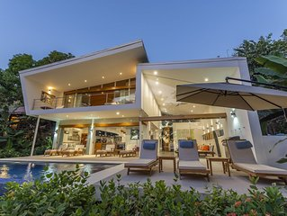 The White House of Costa Rica, Beachfront Architectural Dream