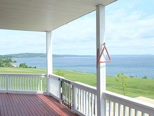 The Beach House - Peace and Comfort On Cape Breton's Bras D'Or Lakes