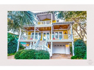 SeaWatch home minutes to private beachfront entry!