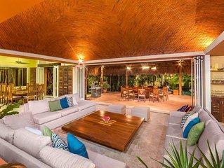 LAGUNA ENCANTADA     Ultra Private Villa - Sleeps up to 18 (Snorkel in Paradise)