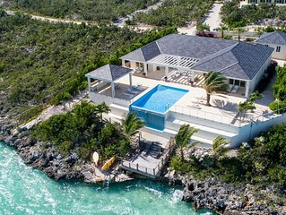 Villa Capri - 4 BR Modern Luxury Villa Rental in Turks and Caicos!