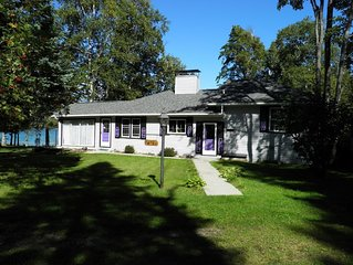 Wonderful Lake Huron Family Cottage - Convenient Location ***Great Internet***