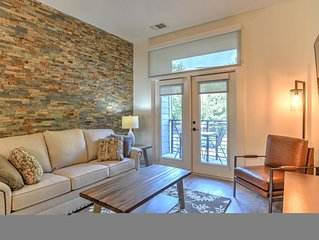New luxury condo in heart of downtown Asheville~55 S.Market St. #208