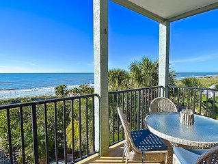 Gulfside Manor 2 Sleeps 8 3 Bedroom Gorgeous Gulf Front Pool WIFI Spa IRB 2 Park