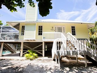 March 2020 available now! Affordable Sanibel East End Getaway with bikes & enclo