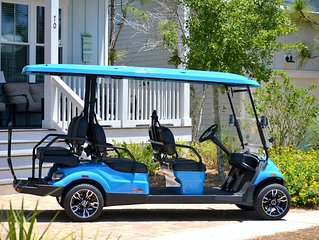 Fall Specials!* Golf Cart! (2,975 SQ FT)! 3 Kings 6 Bikes White Sands Reunion at