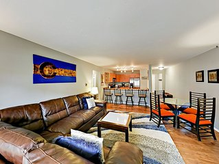 Walk to Westin Gondola! 2BR Condo w/Pool & Hot Tubs - Free Shuttle to Vail/BC