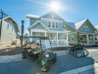 Fall Specials!* GOLF CART - 2 King Suites - 2,770 SQ FT - Silver Springs at Prom