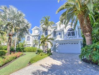 SANIBEL EXCLUSIVE  WATERFRONT HOME - 2020 HIGH SEASON AVAILABLE - PLUS $100 VIP