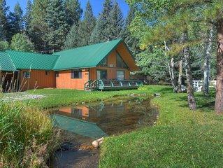 Aspenwood Cabin at Vallecito Lake