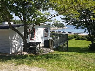 OCEANFRONT 2BR COTTAGE IN NOVA SCOTIA NEAR SANDY BEACHES, GOLF & SHOPS.