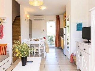 Residence Club Odalys Les Villas de Bel Godere*** - 2 Pieces 2/4 Personnes