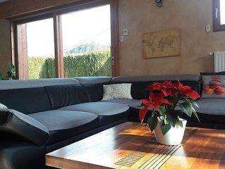 SWEET HOME  ENTRE LAC D'ANNECY ET MONTAGNES