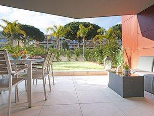 Résidence avec piscine sur le toit et sa superbe terrasse panoramique / Agréable