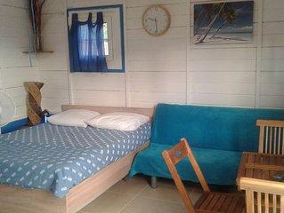 Studio  a  Riviere-Salee en Martinique