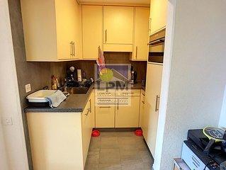 Dents-du-midi B46 Appartement de 2,5 pièces pour 2 à 4 personnes, env. 56m2, au