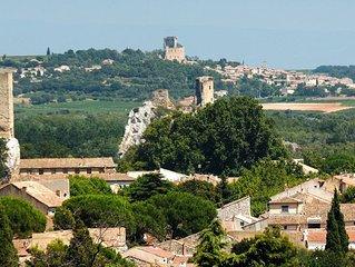 Proche d'Avignon T2+ avec mezzanine