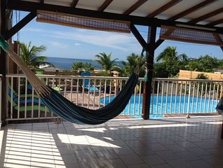 Villa MANGO style creole avec piscine et en vue mer